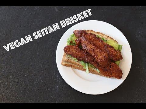 Vegan Brisket Recipe