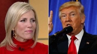 Ingraham: Trump will not be a punching bag for the media