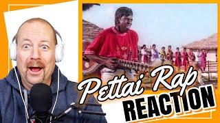Pettai Rap | Prabhu Deva Dance | Reaction