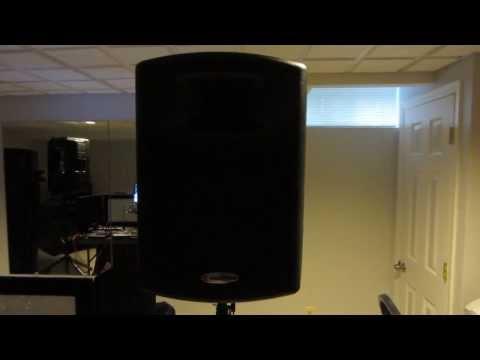 Harbinger APS15 Speaker(s) Review