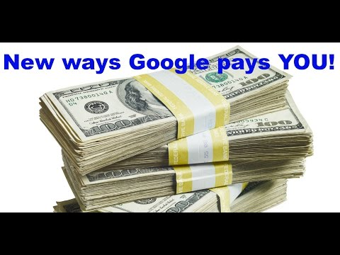 EASY WAYS TO MAKE MONEY ONLINE with GOOGLE