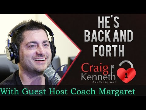 He's Back And Forth ( With Coach Margaret)