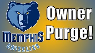 The Memphis Grizzlies Are Having An Owner Purge