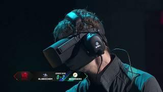 Onward - Beginners vs Globochem - VR League Finals at Oculus Connect 5