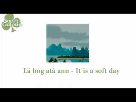 Learn Irish - Gaelic Galore Lesson 1 - Greetings