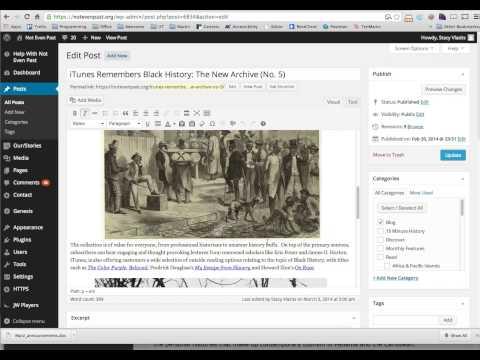Not Even Past:  Fix broken links to internal content