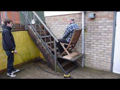 DIY Granny Stair Lift