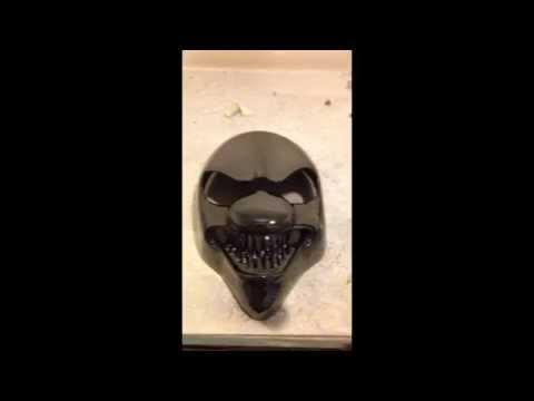 Milders Masks Carbon Brocco