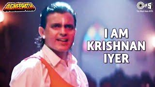 I Am Krishnan Iyer | Agneepath Songs | Mithun Chakraborty | Neelam | S. P Balasubrahmanyum | Tips