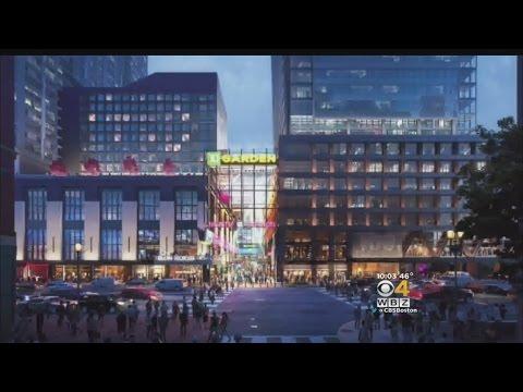 New Boston Garden Development Project Clears Major Hurdle
