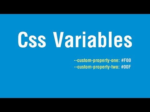 Arabic CSS Lessons - How To Use CSS Variables ( Custom Properties )