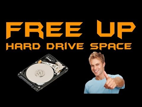 Easy Ways To Free Up Hard Drive Space - Windows 7