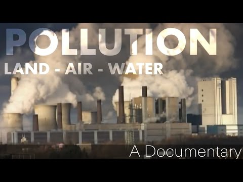 Pollution (Land, Air and Water Pollution)