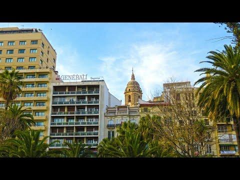 Malaga Apartment Tour (Travelling in Spain)