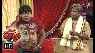 Racha Ravi Performance   Jabardsth   14th September 2017  ETV  Telugu