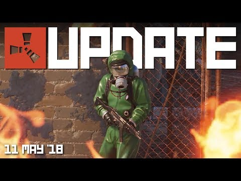Compound tweaks and roadmap changes | Rust update 11th May 2018