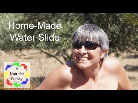 Xxx Mp4 A Naturist Family 16 Home Made Water Slide 3gp Sex