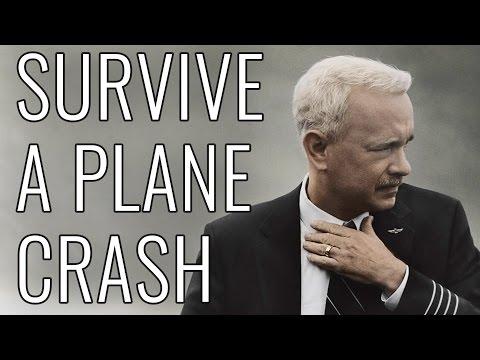 Survive A Plane Crash - EPIC HOW TO