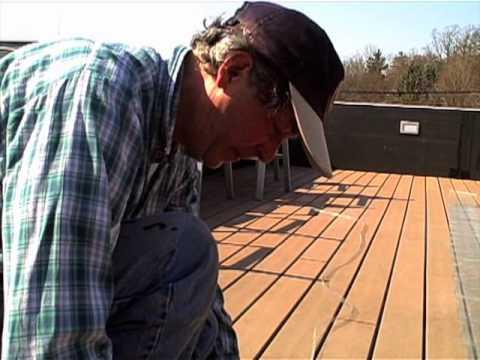 Jonathan Ochshorn - Keeping Wasps out of Roof Deck