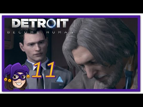 Lowco Plays Detroit: Become Human (Part 11)