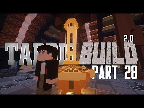 Minecraft Tardis Build | 28