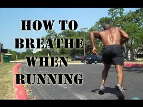 How To Breathe When Running Long Runs Like 5K & Half Marathon