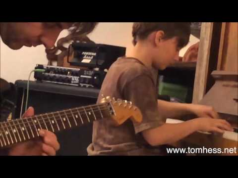 Tom Hess Guitar Playing And Music Contest – Thomas Dittmar