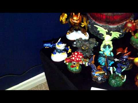 top 3 skylander giants !