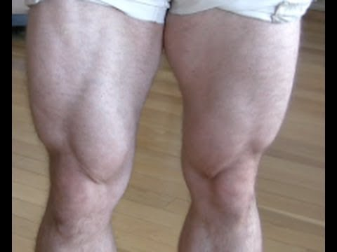 How to get Big Legs Workout How to Squat with Victor Costa Vic's Natural