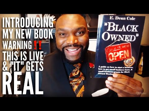 🔴YouTube Live‼️  How to grow a successful black owned business #BlackOwned