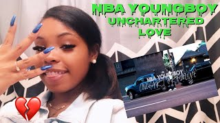 YoungBoy Never Broke Again - Unchartered Love [ REACTION VIDEO ]