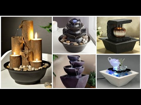 Tabletop Water Fountain | Water Fountain | 15 | Ideas