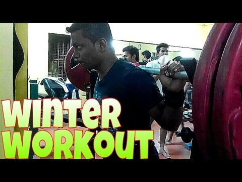 winter workout motivation 2016