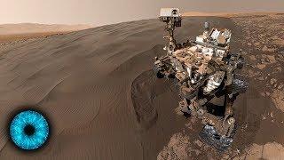 Lebenszeichen auf dem Mars? Methananomalien sind seltsam - Clixoom Science & Fiction