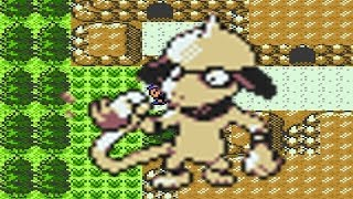 How to find Smeargle in Pokemon Crystal
