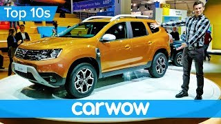 Best new cars coming in 2018 and beyond from the Frankfurt Motor Show | MatVlogs