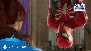 Marvels Spider man Pgw 2017 Trailer Ps4