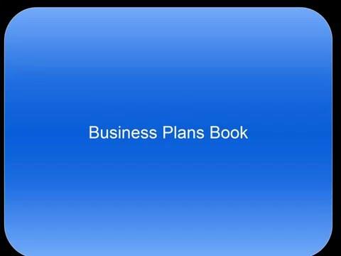 SCORE Business Plan Book
