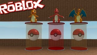 Roblox POKEMON GO TYCOON!! BUILD RED CHARMANDERS!!