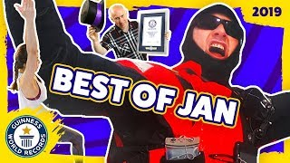 Best of January 2019 - Guinness World Records