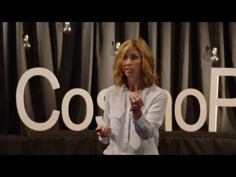 How Difficult Conversations Create Growth | Janine Stichter, Ph.D. | TEDxCosmoPark