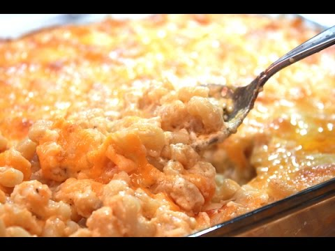 Soul Food Macaroni and Cheese - NO Velveeta, NO Eggs! - I Heart Recipes