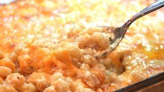 Soul Food Macaroni And Cheese No Velveeta No Eggs I Heart Recipes