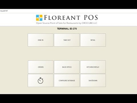 How to Delete Paid Orders in Floreant POS Software