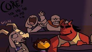 Tickles (Undertale Comedy Comic Dub) [RE-UPLOADED]
