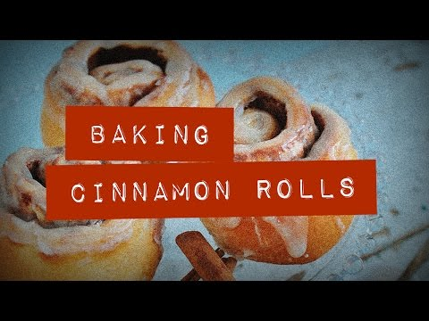 Intro to Dough: Classic Cinnamon Rolls