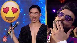 Deepika Padukone Reacts to Ranveer Singh's Looks | DeepVeer Cute Moments | NFBA 2019 | Femina