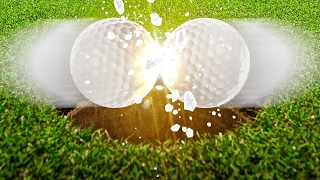 COLLISION MODE ON! - GOLF WITH FRIENDS