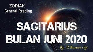 SAGITARIUS JUNI 2020 - Membangun Kembali Tatanan Baru Untuk Hidup Yang Lebih Baik