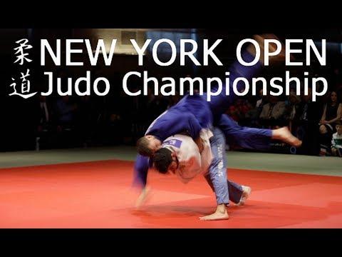 New York Open Judo Championship - NYAC Highlight 2017